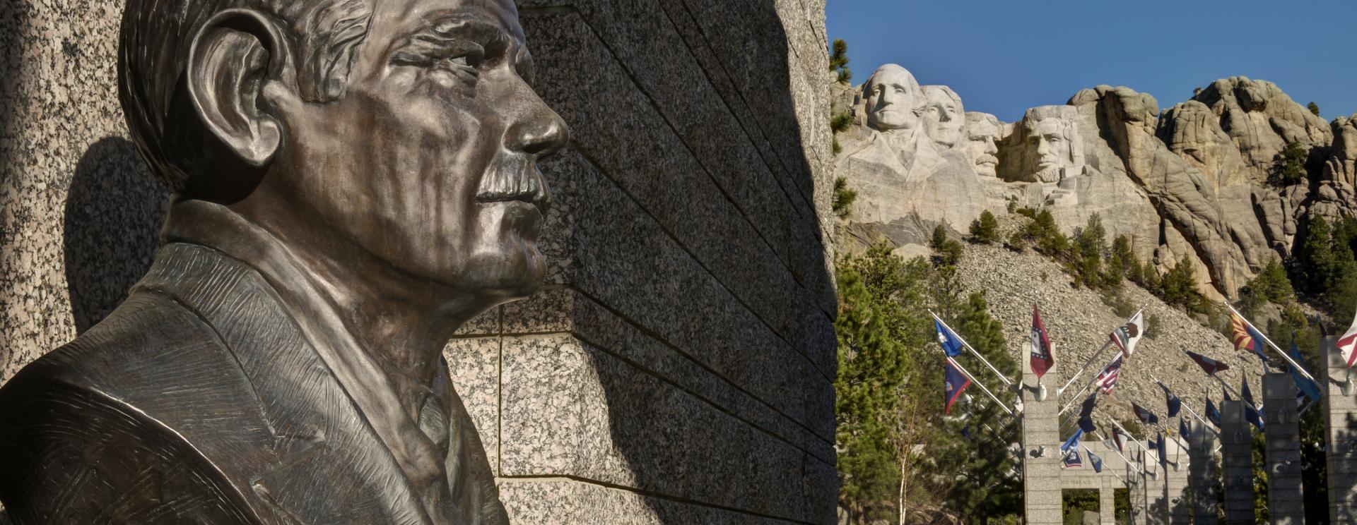 Rushmore Borglum Story