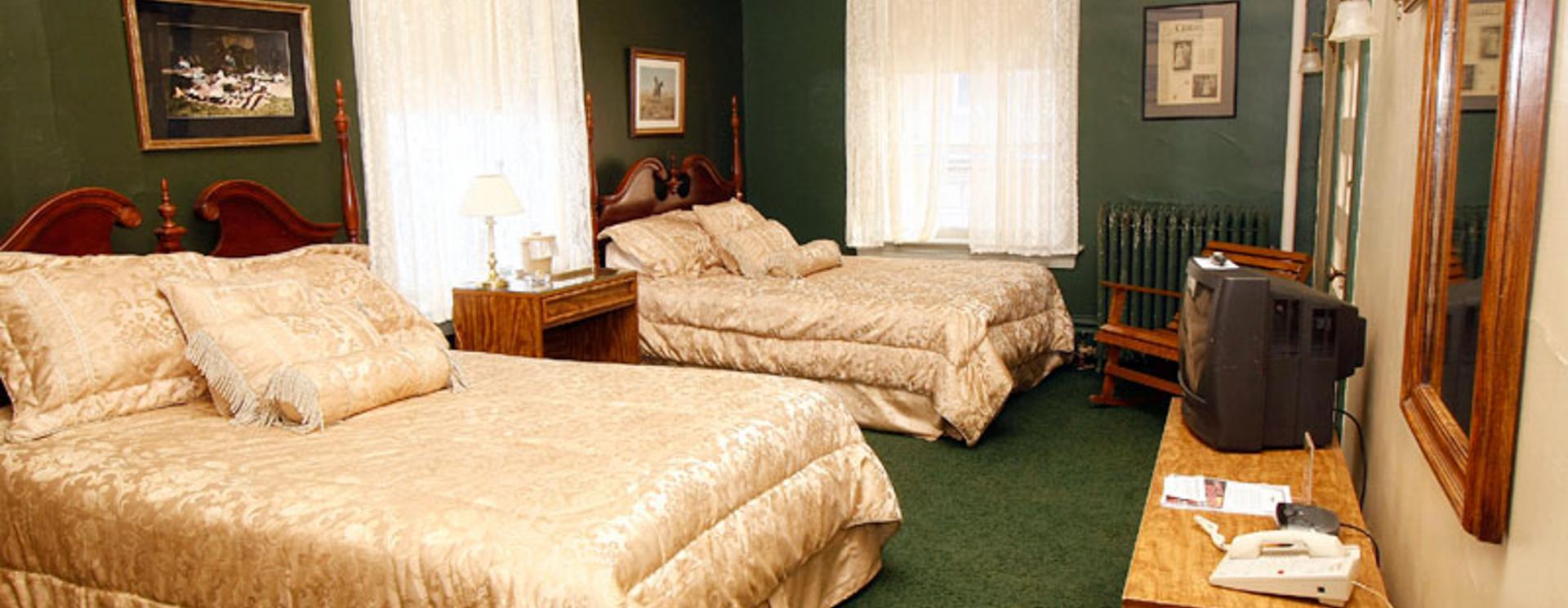 Silverado Franklin Historic Hotel & Gaming Complex