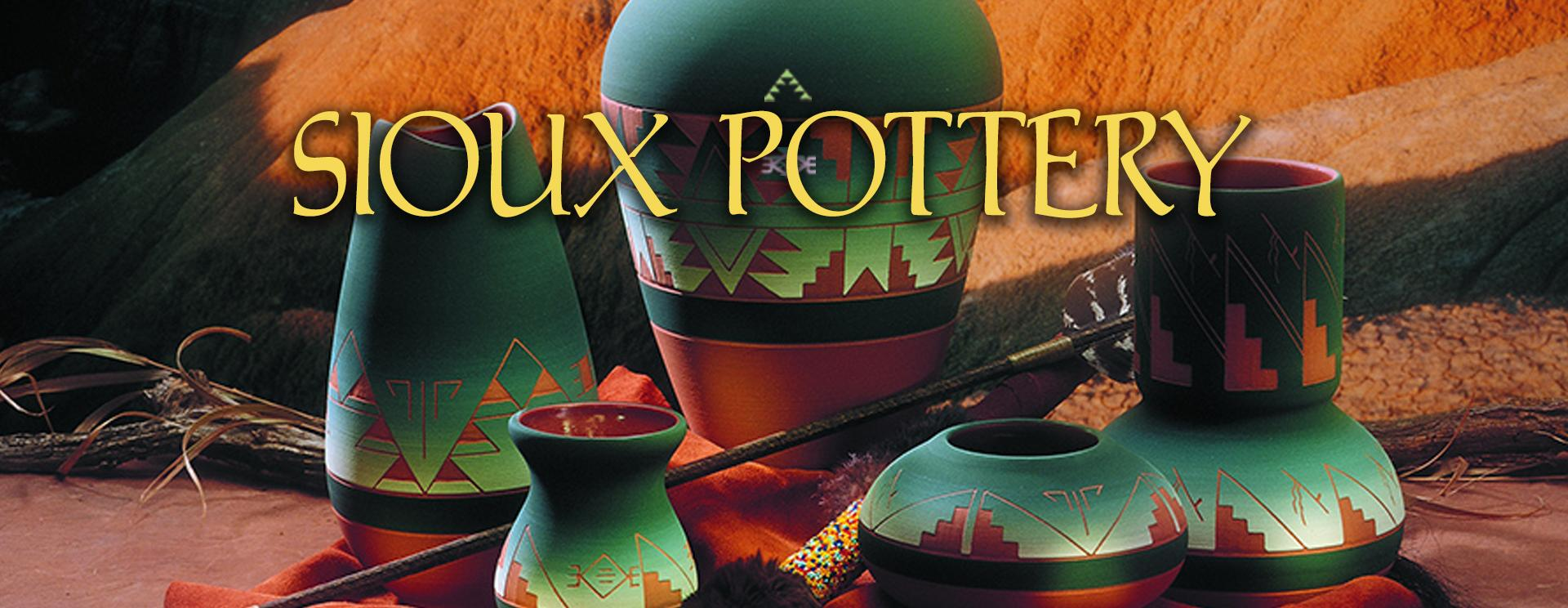 Sioux Pottery