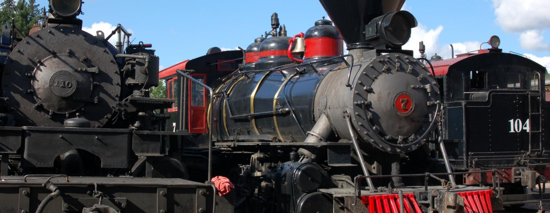 South Dakota State Railroad Museum