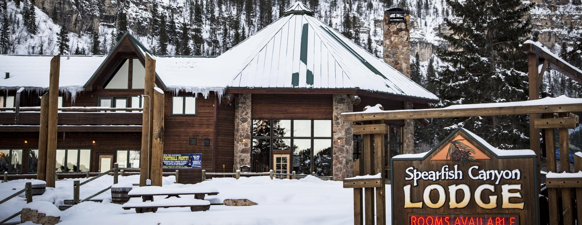 Adventures At Spearfish Canyon Lodge