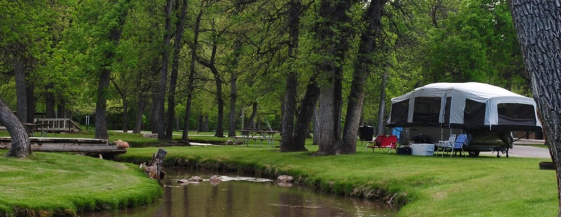 Spearfish City Campground