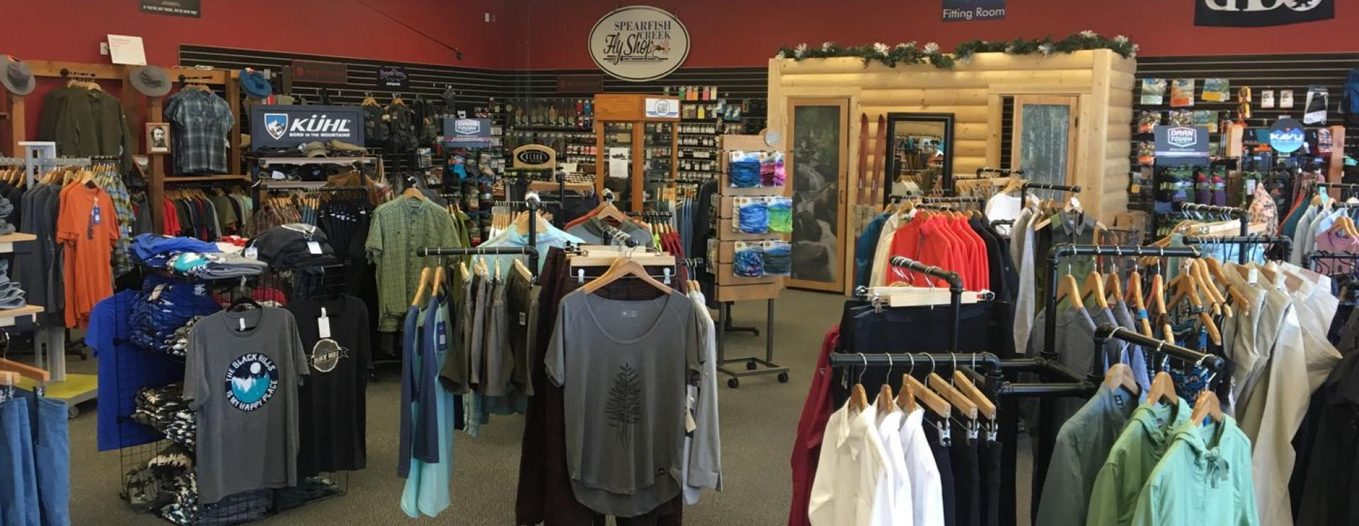 Spearfish Creek Fly Shop