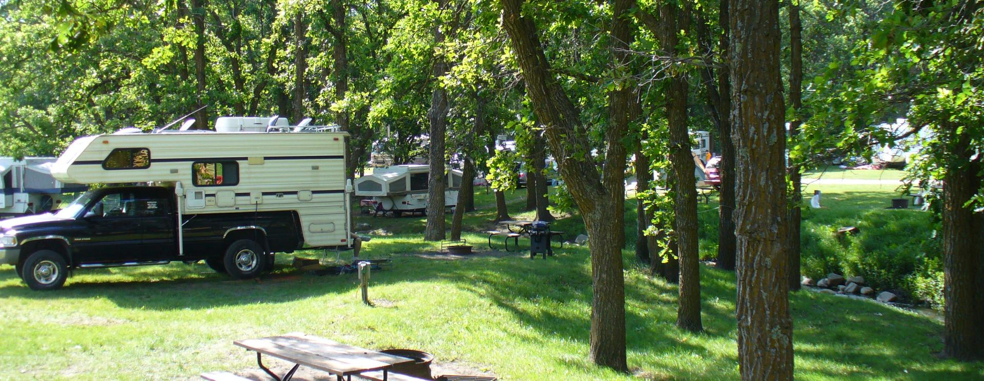 Spokane Creek Cabins & Campgound