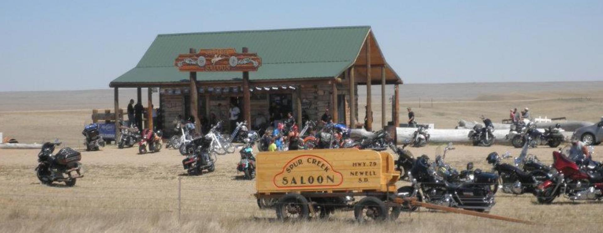 Spur Creek Saloon & Ranch