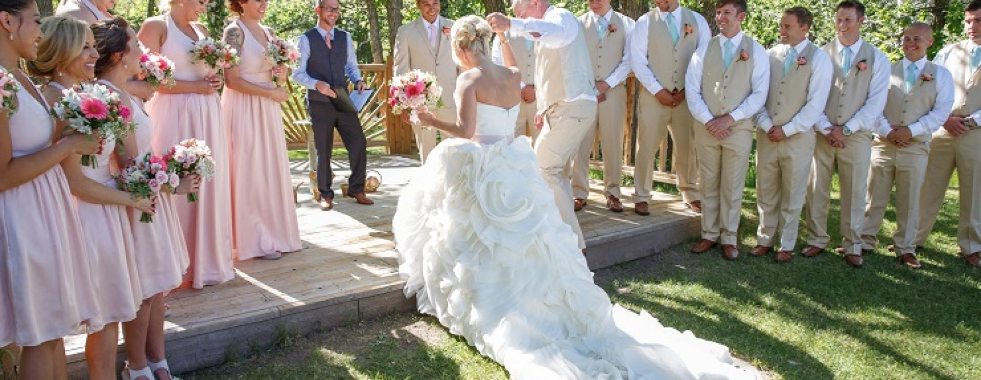 State Game Lodge - Weddings