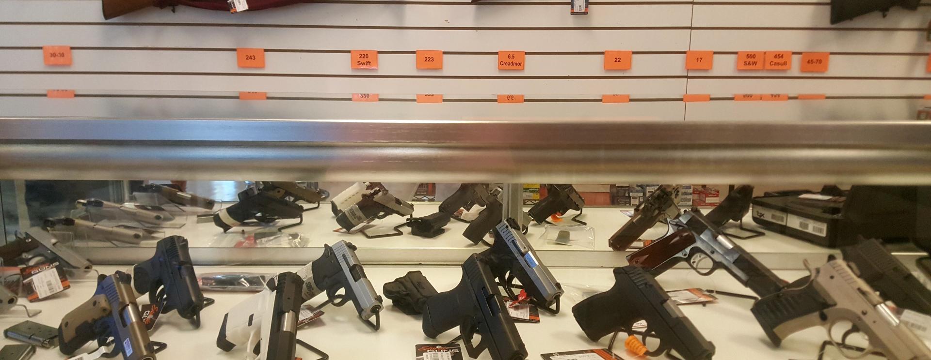 Sturgis Guns