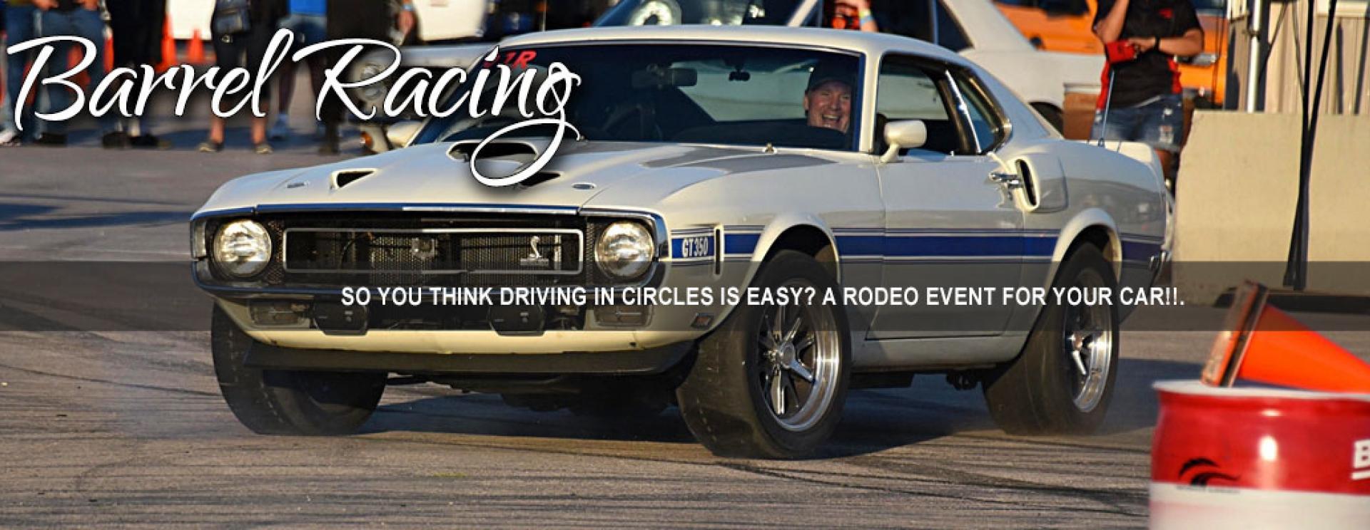 Sturgis Mustang Rally