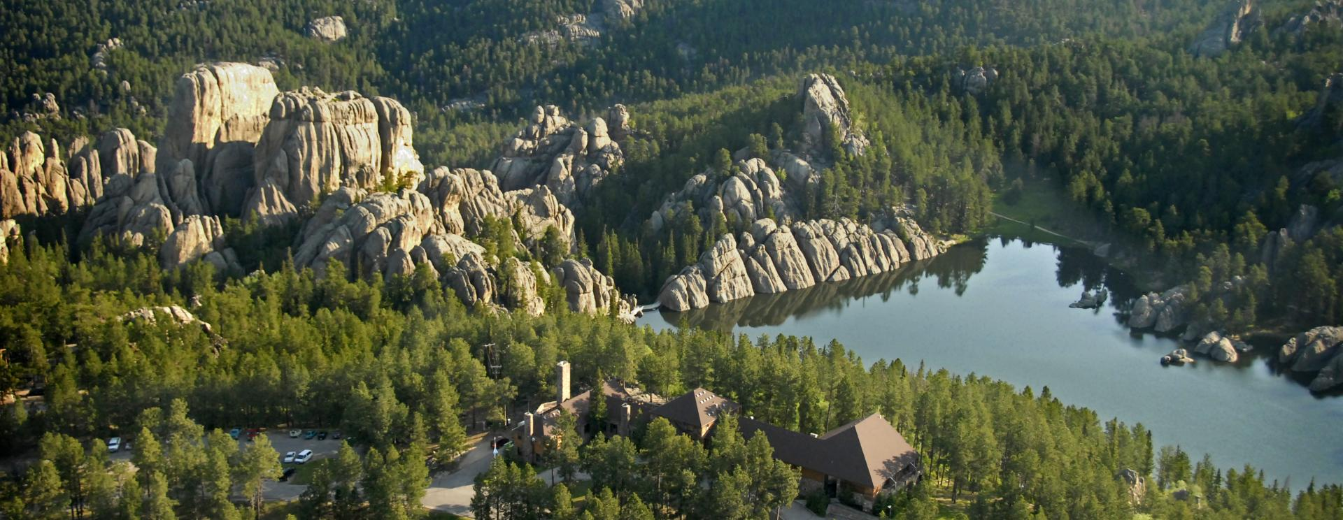 Sylvan Lake Lodge at Custer State Park