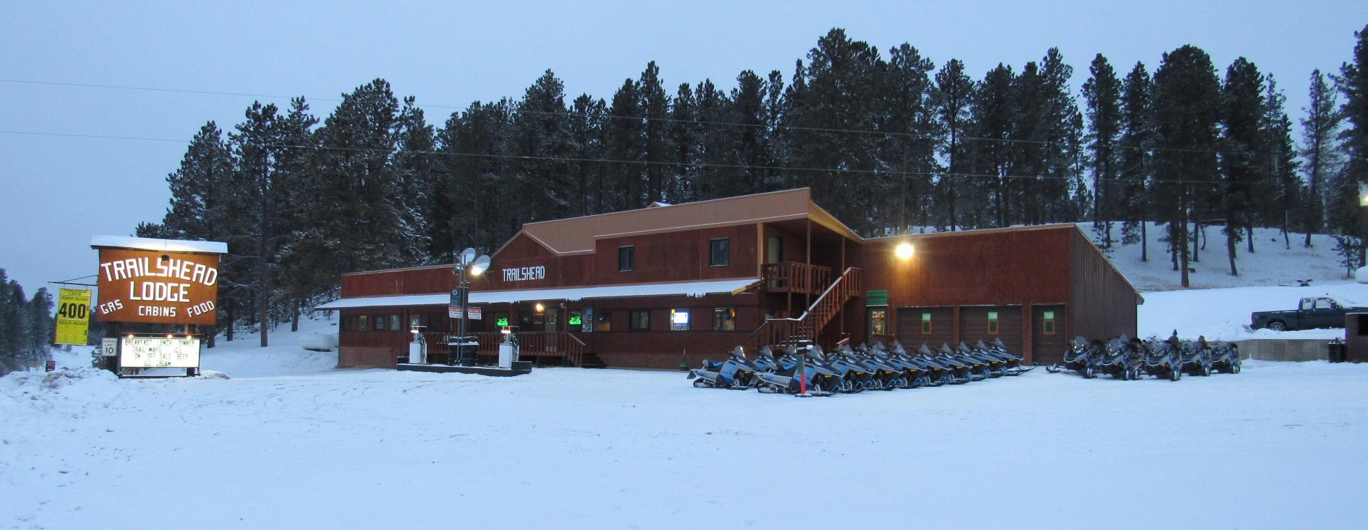 Trailshead Lodge Rentals