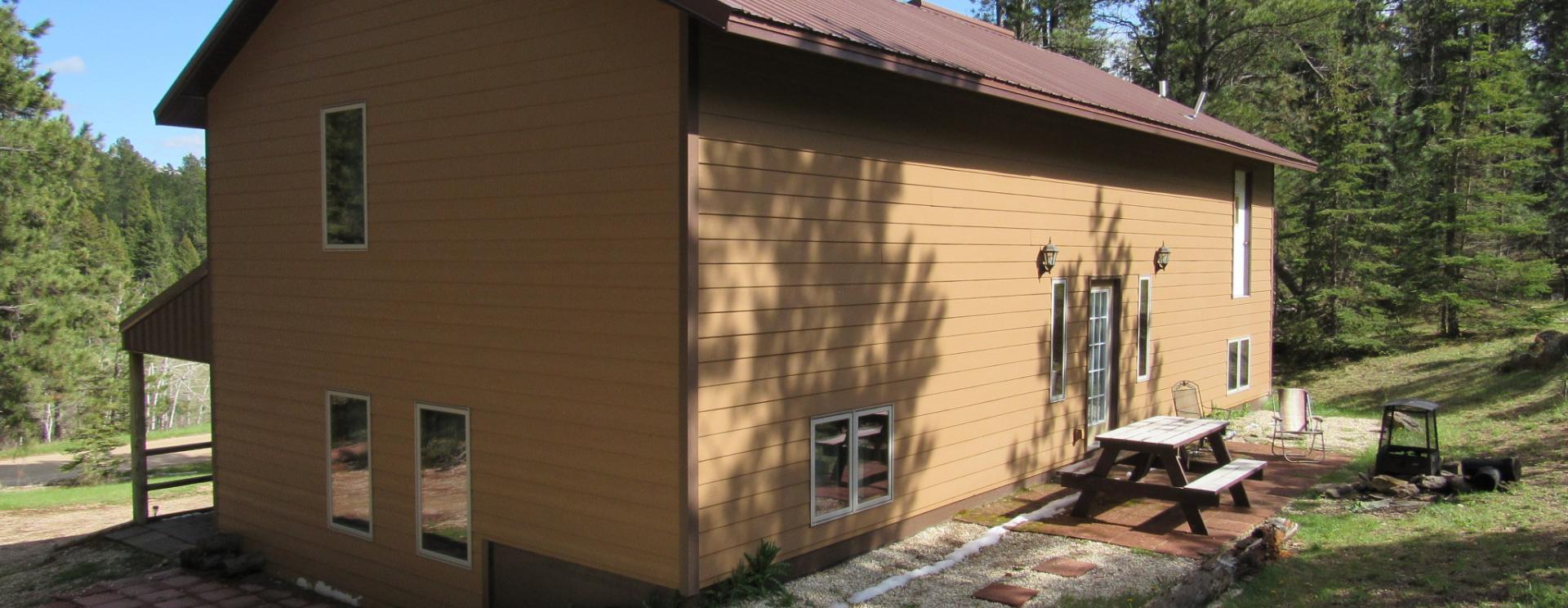 Twisted Timbers Lodge