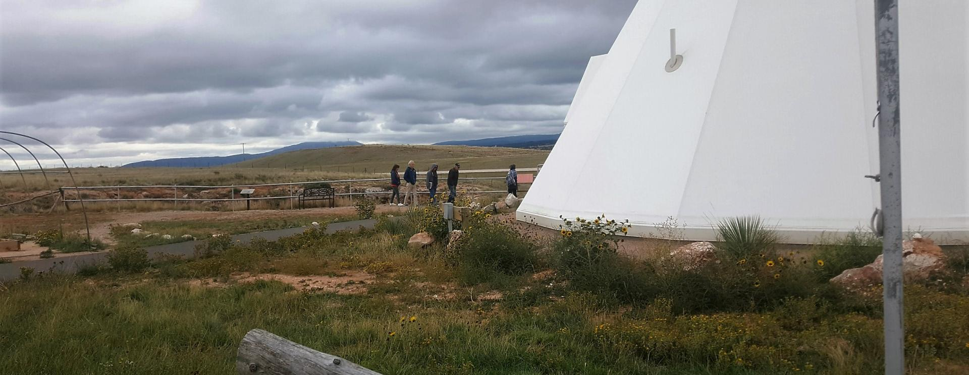 The Vore Buffalo Jump National Historic Site