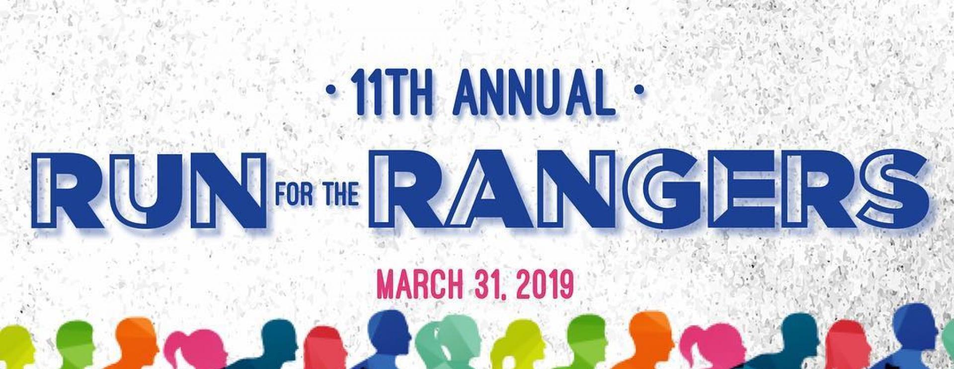 11th Annual Run for the Rangers