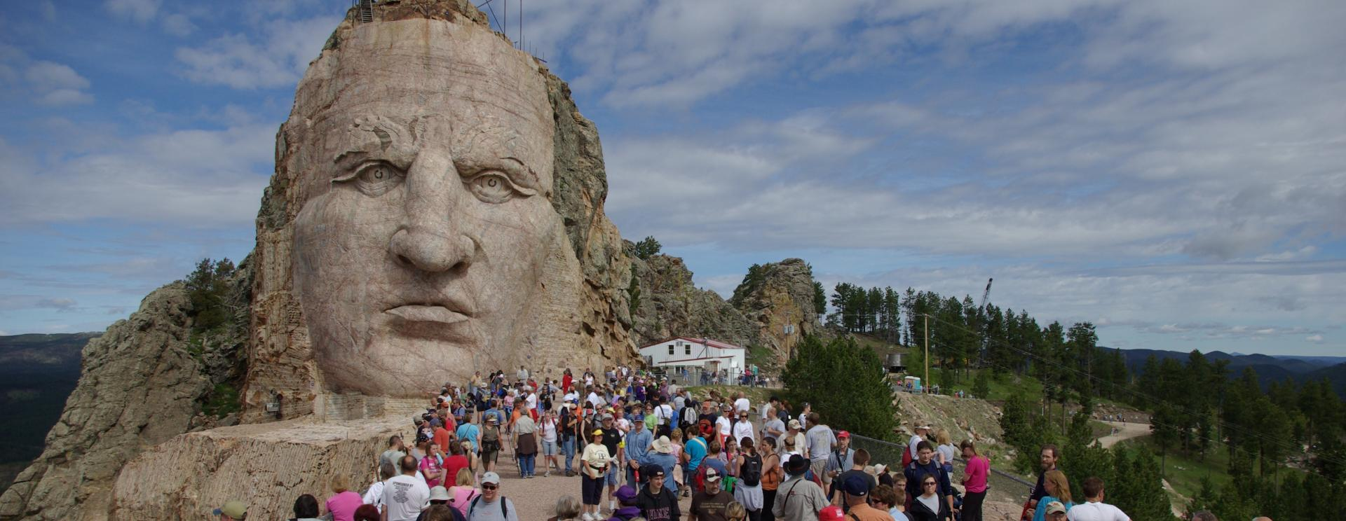 36th Annual Spring Volksmarch at Crazy Horse Memorial®