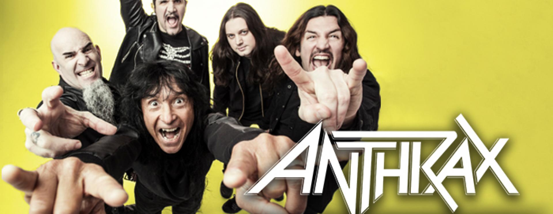 Anthrax at the Sturgis Buffalo Chip