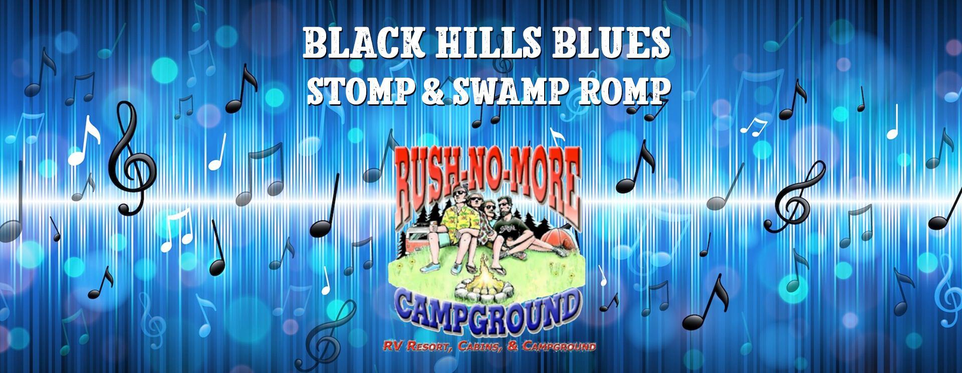 Black Hills Blues Stomp & Swamp Romp
