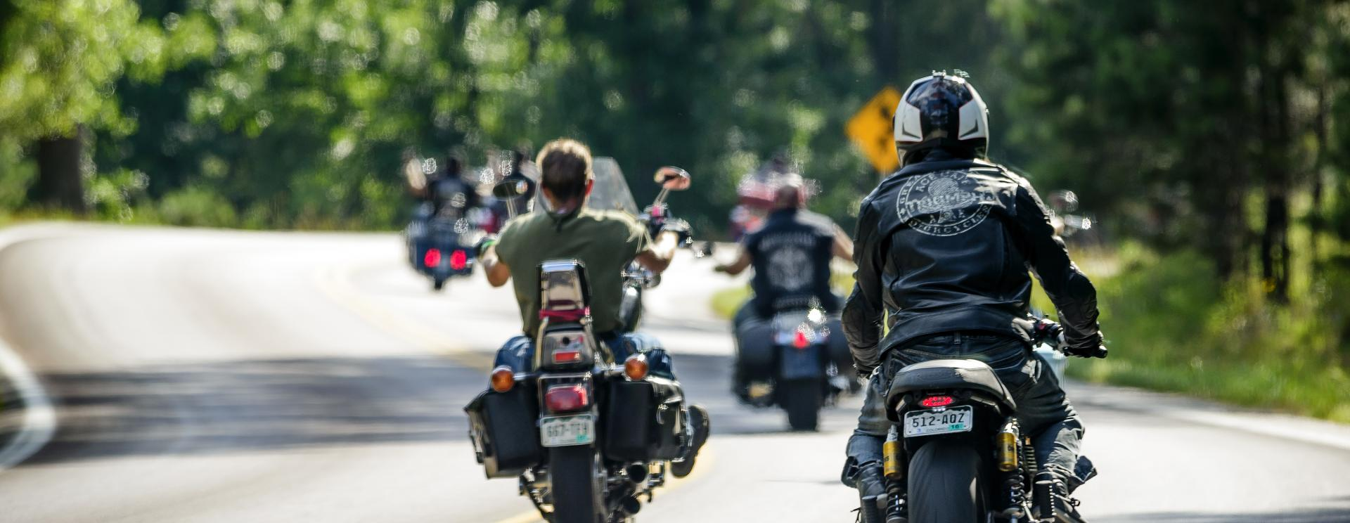Custer Cruisin'   Mayor's Ride