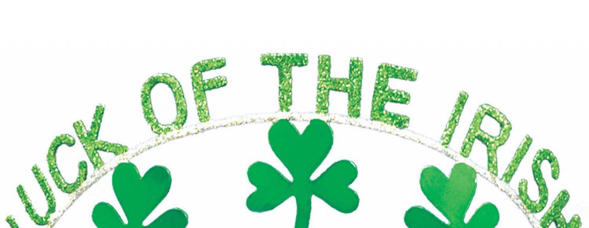 Family Fun Day: Luck of the Irish