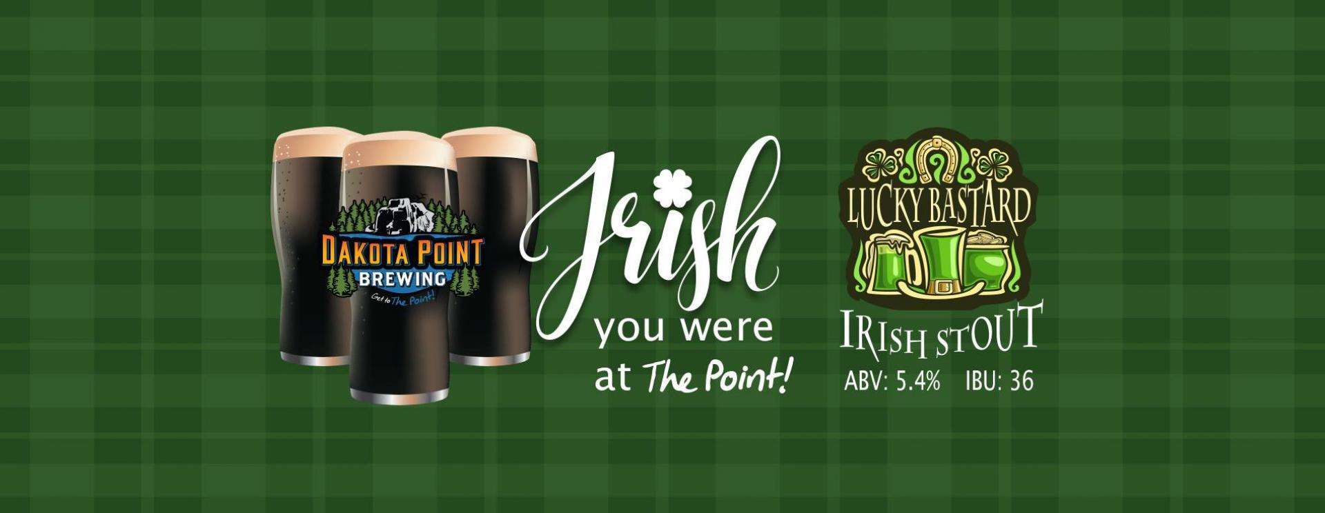 Irish You Were at the Point!