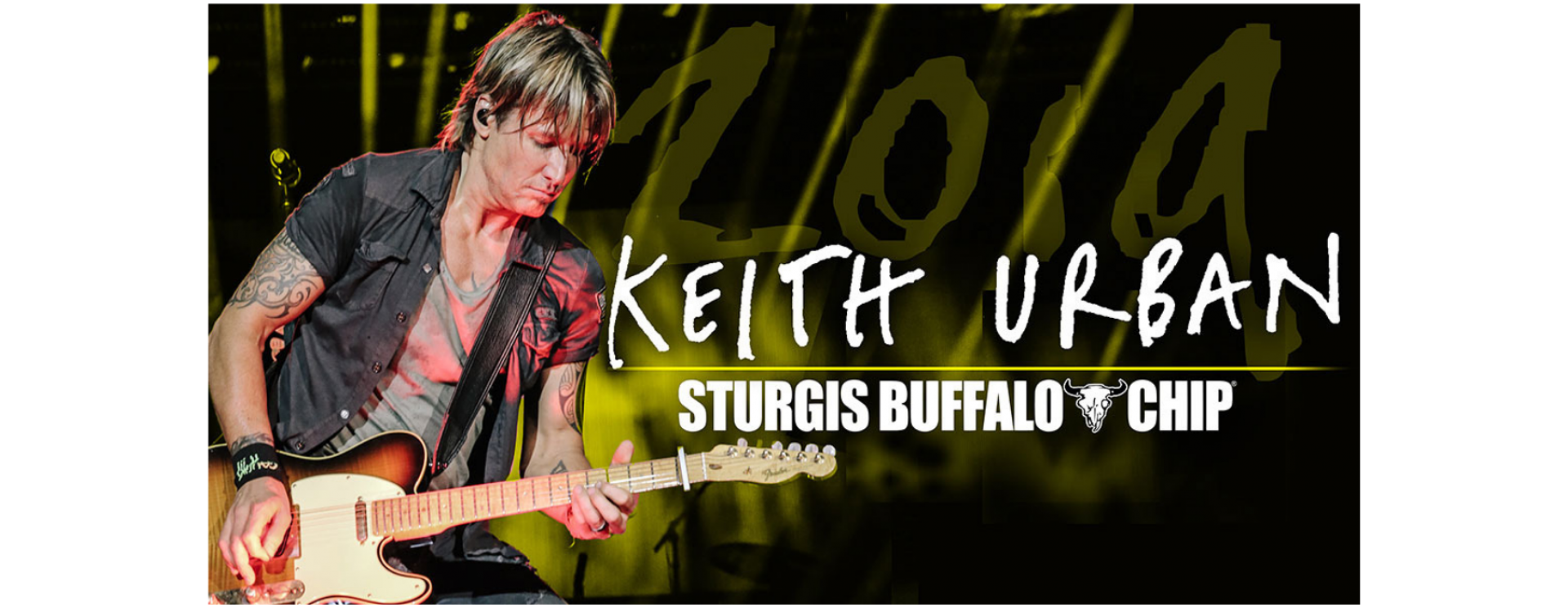 Keith Urban in Concert