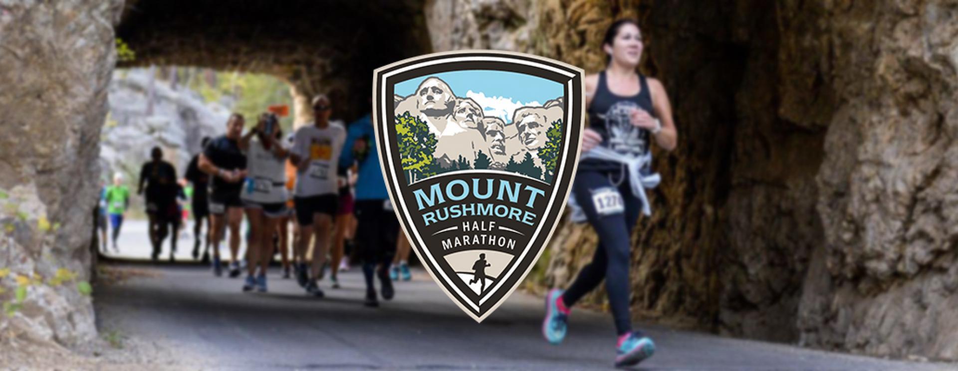 Mount Rushmore Half Marathon