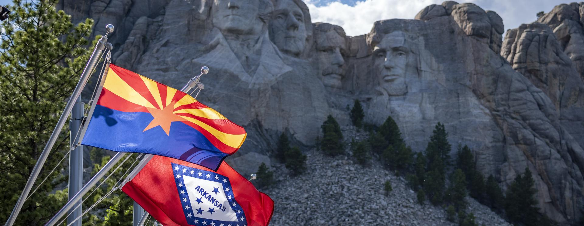 Mount Rushmore Independence Day Celebrations