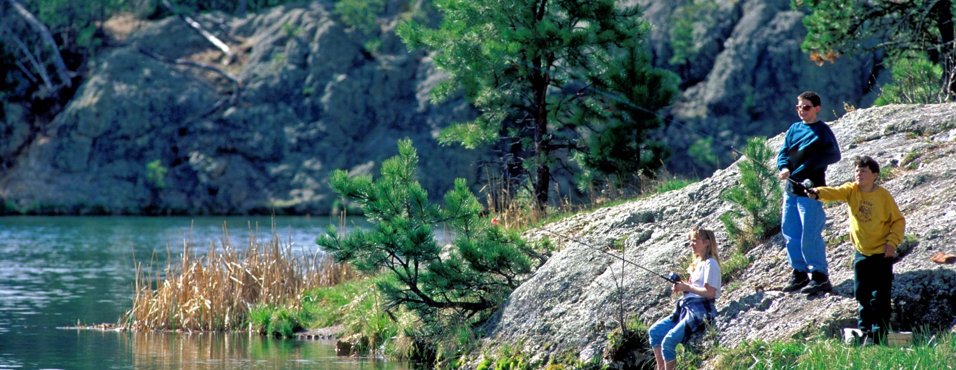 State Park Open House and Free Fishing Weekend