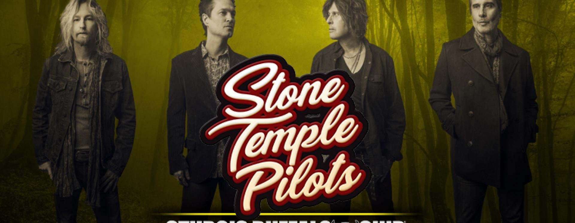 Stone Temple Pilots at the Sturgis Buffalo Chip