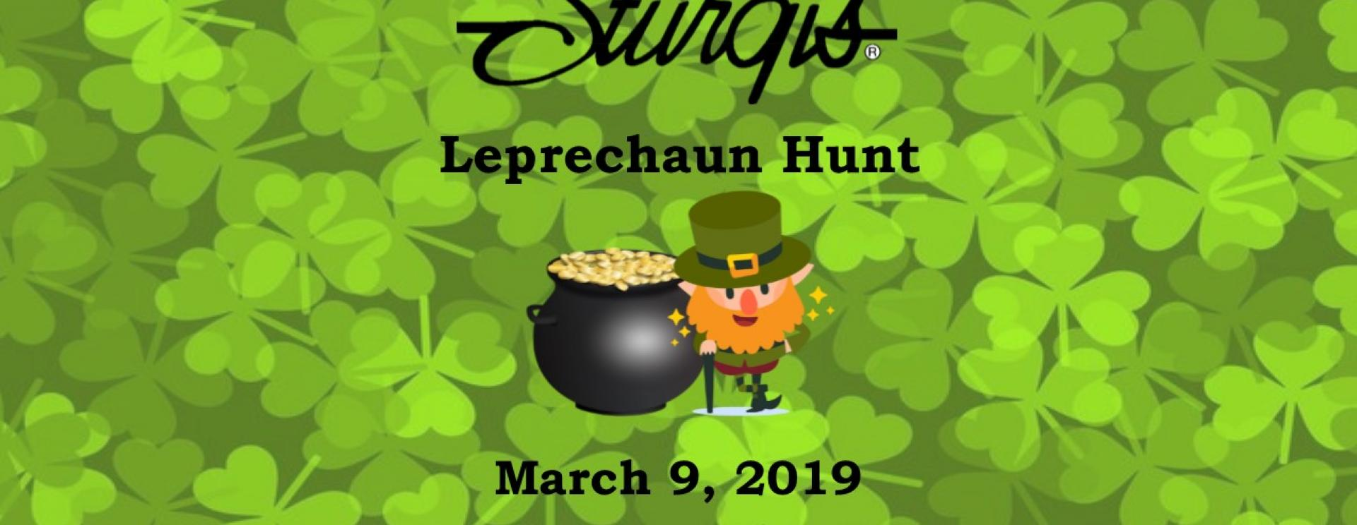 Sturgis Leprechaun Hunt
