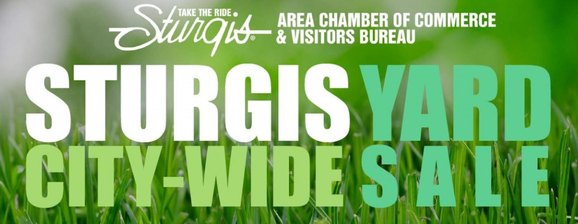Sturgis Spring City-Wide Yard Sale