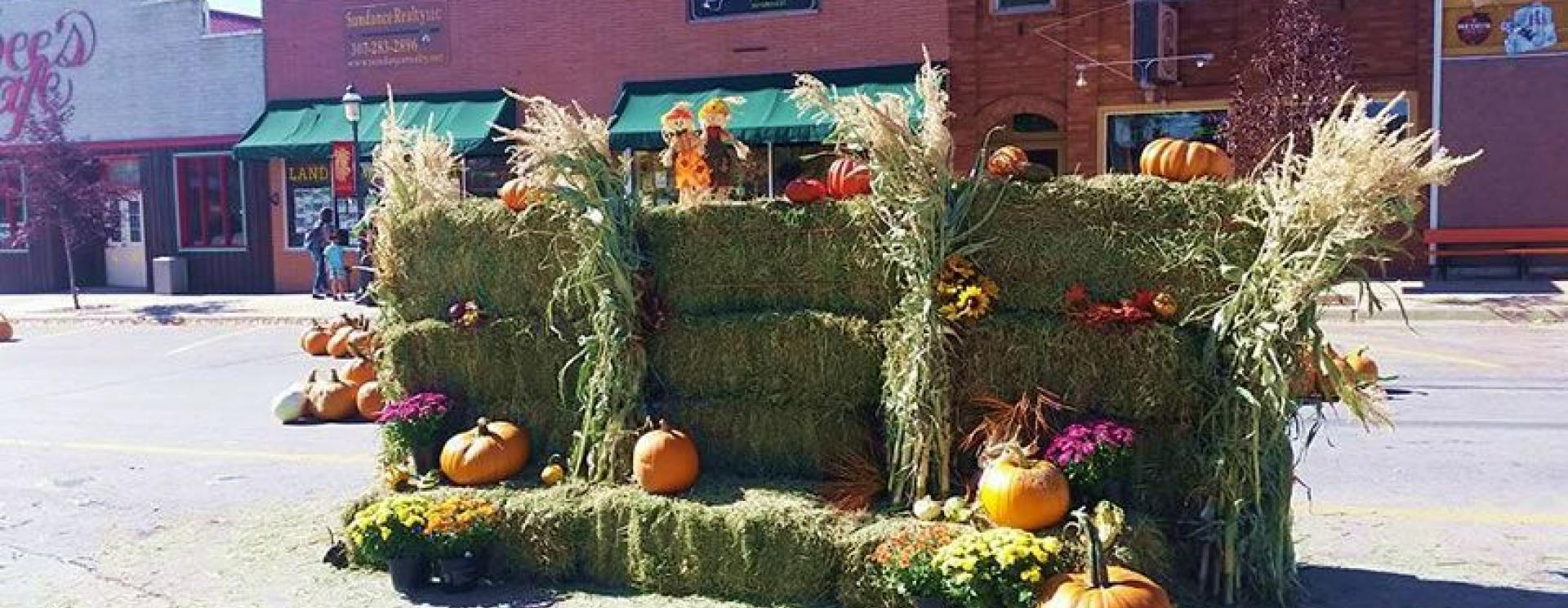 Sundance Pumpkin Patch Festival