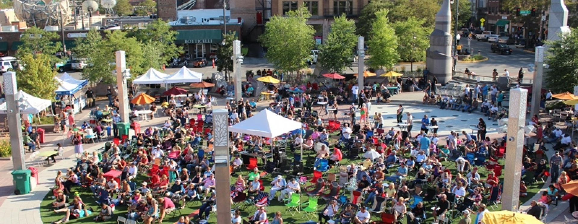 Thursdays on the Square…Music and More (Every Thursday)