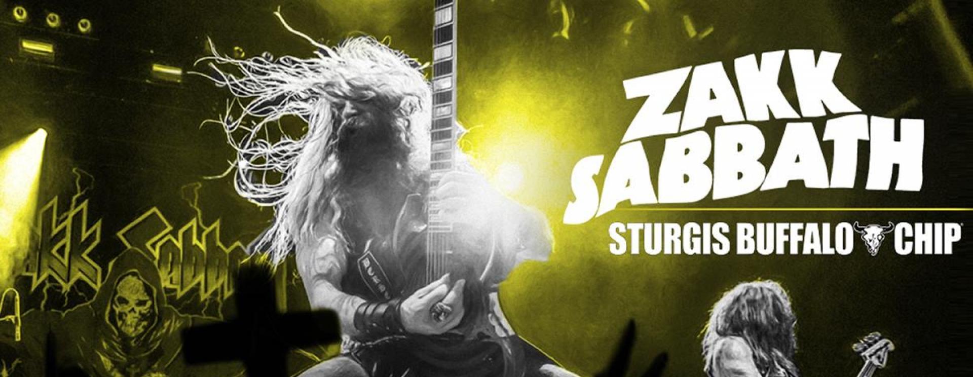 Zakk Sabbath in Concert