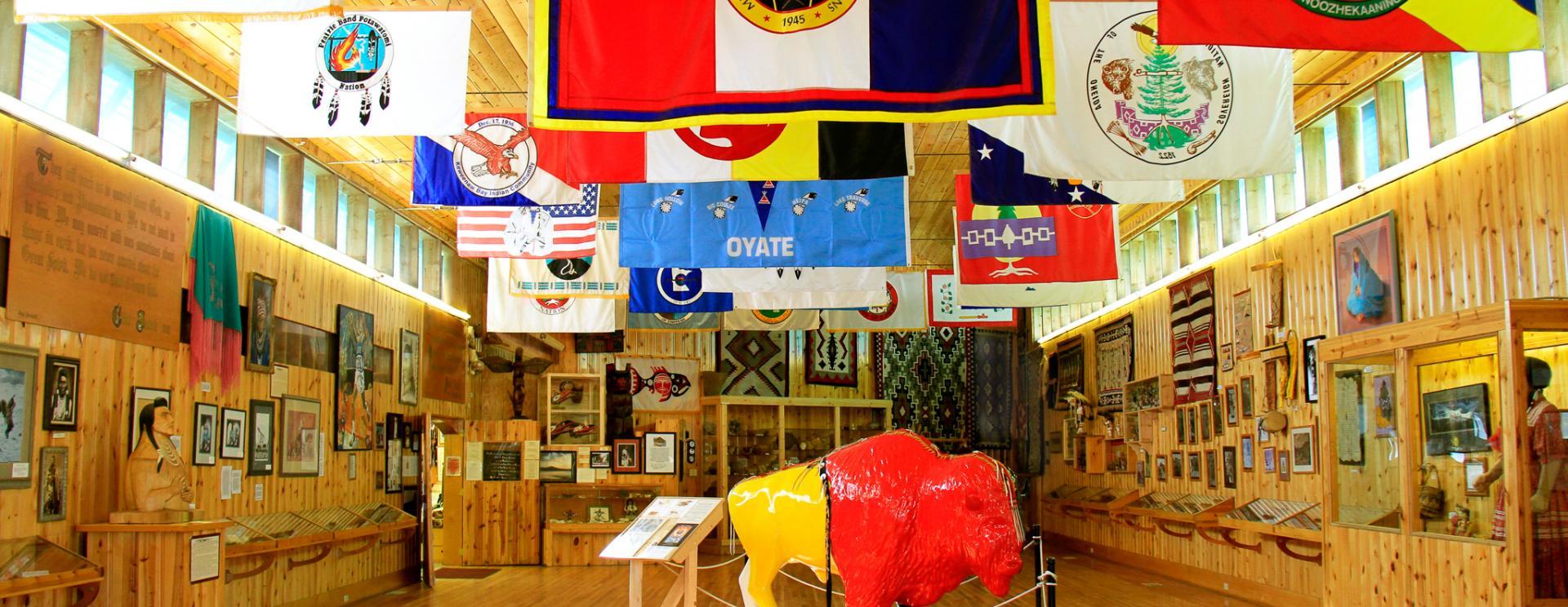 Crazy Horse Orientation & Communications Center