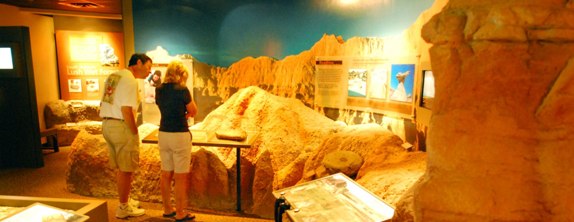 Ben Reifel Visitor Center