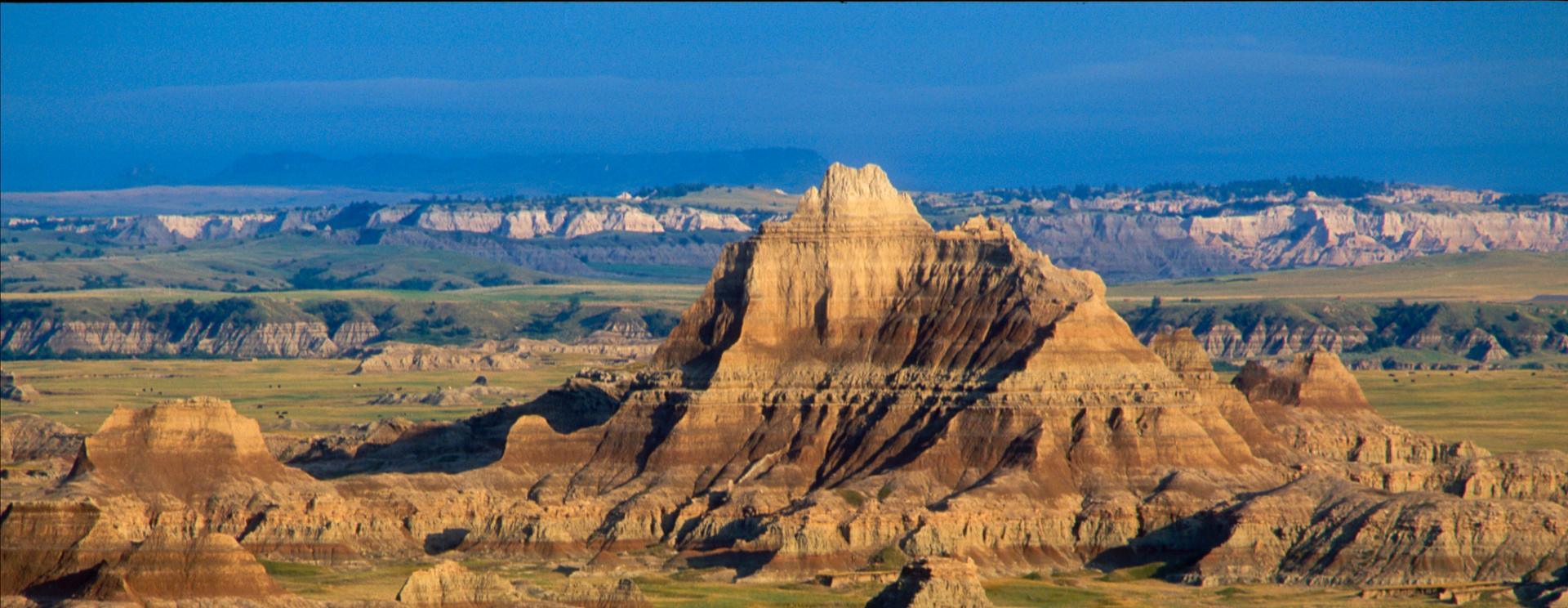 Badlands Region