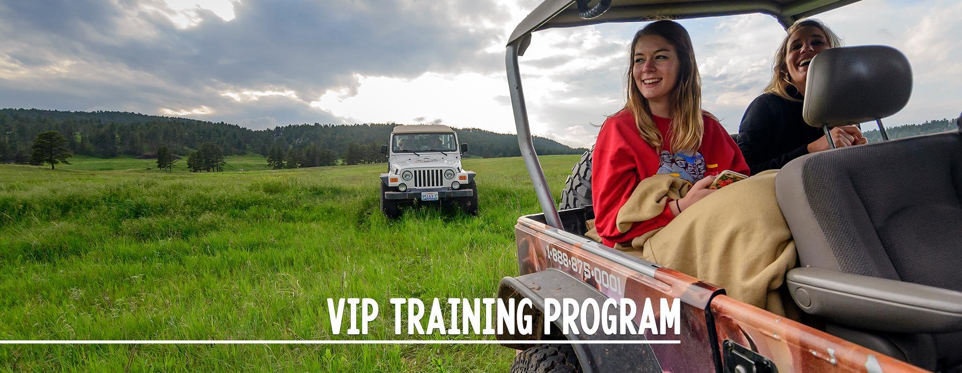VIP Training Cards