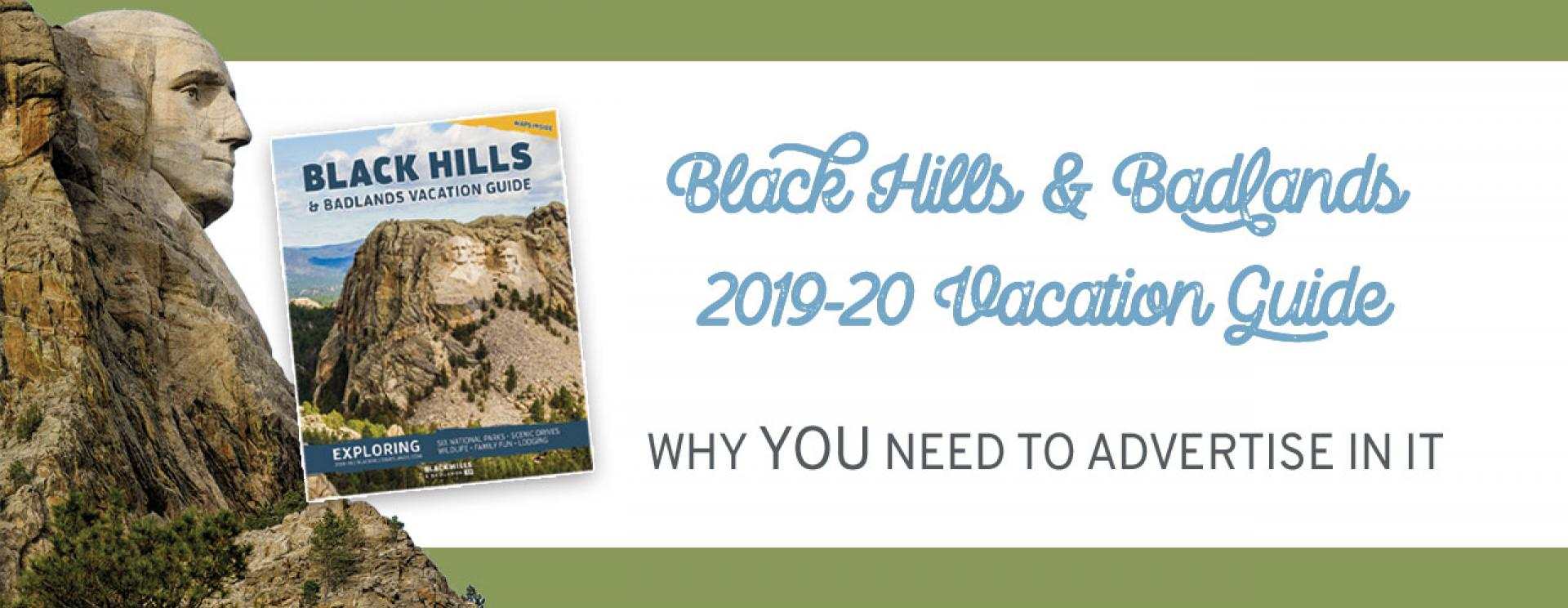 Act Now: 2019 Black Hills & Badlands Vacation Guide
