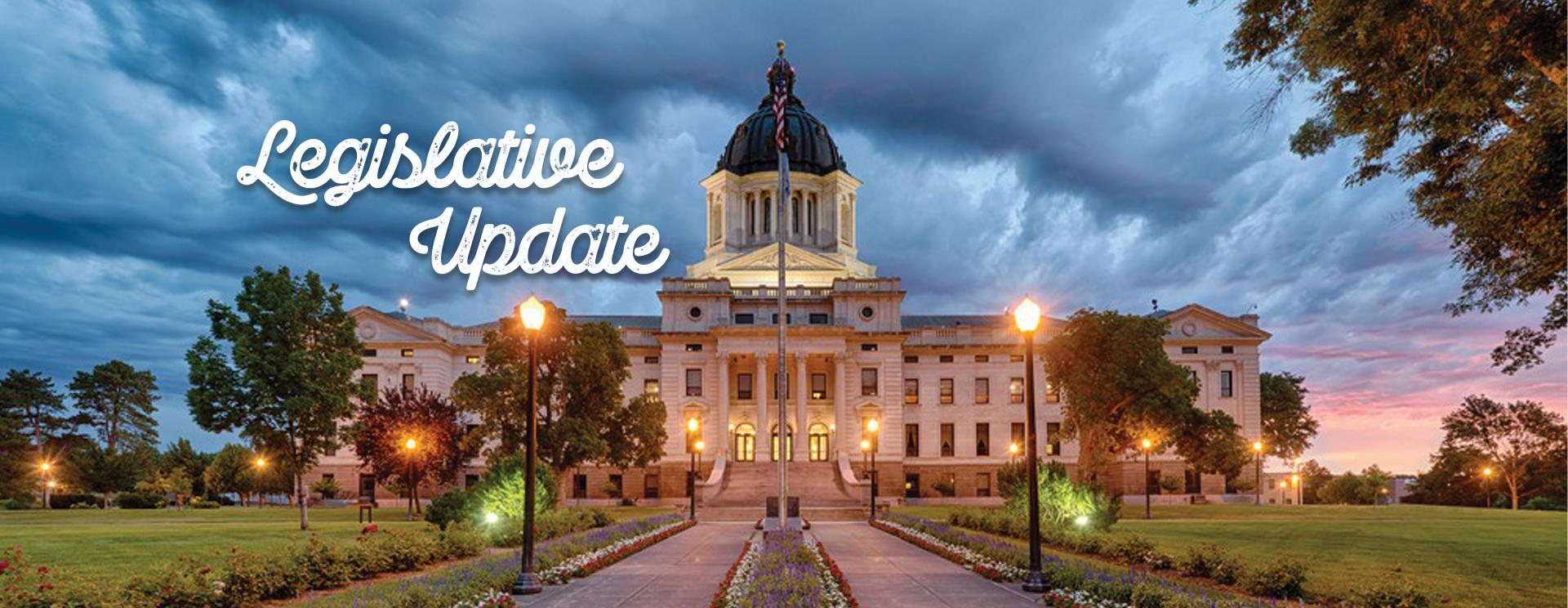 South Dakota Legislative Update