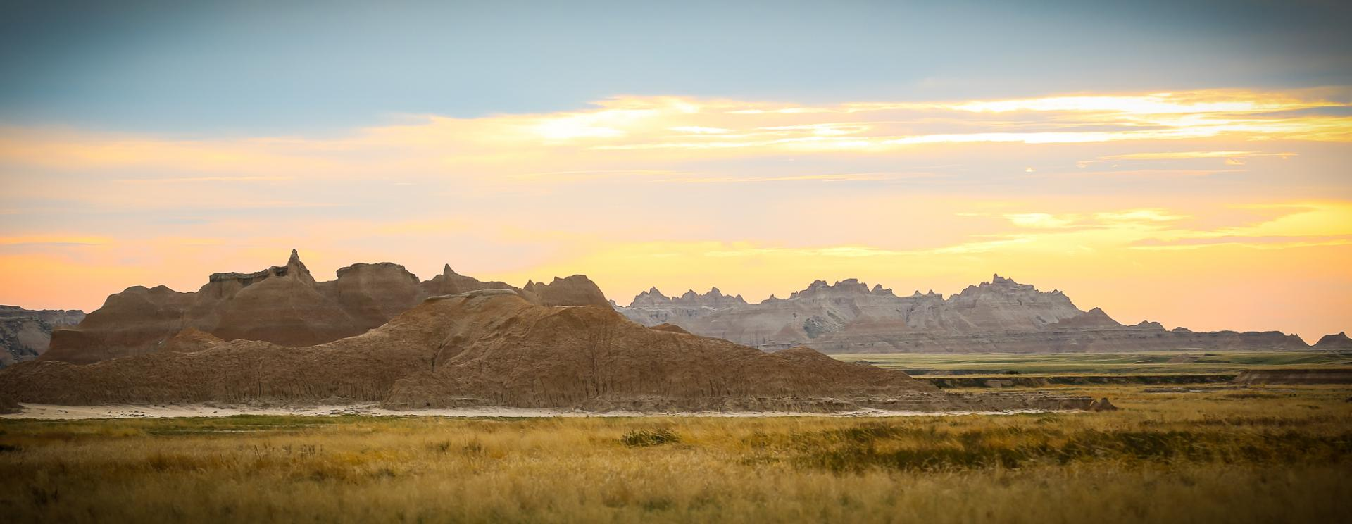 Badlands National Park | Photo by: Greg Valladolid