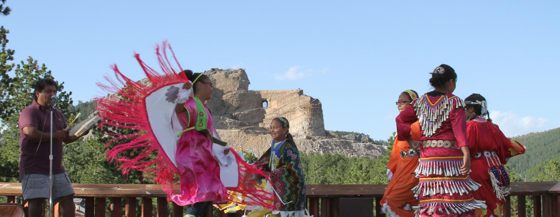 Native American Day | Crazy Horse Memorial