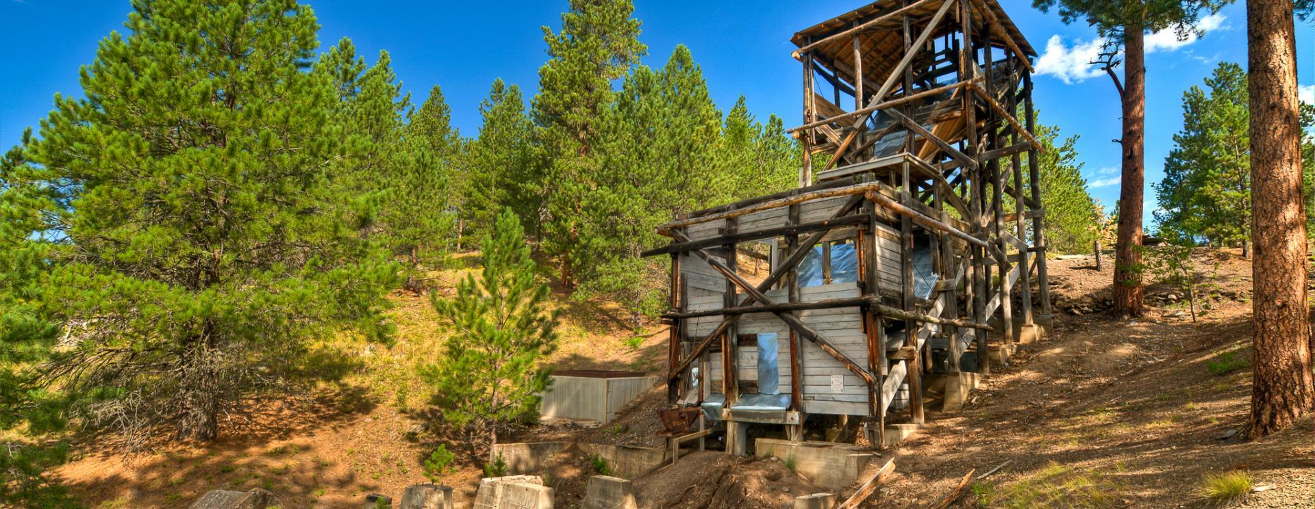 Gold Mountain Mine