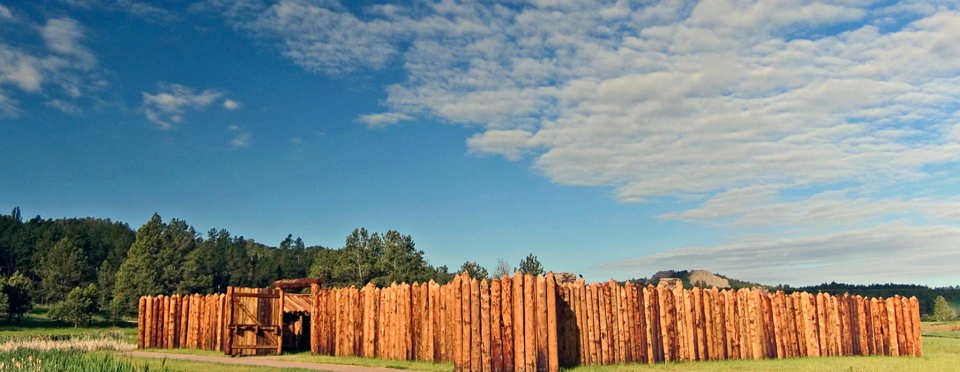 The Gordon Stockade
