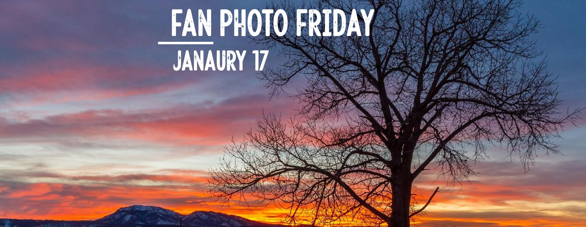 Fan Photo Friday | Jan. 17, 2020