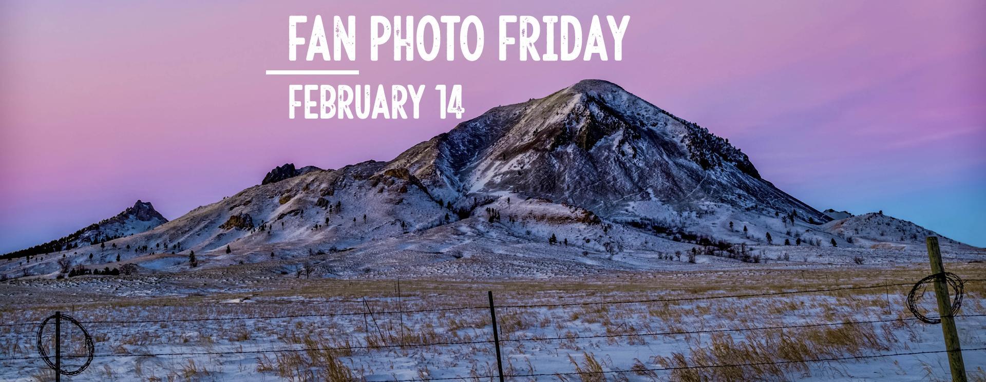 Fan Photo Friday | Feb. 14, 2020