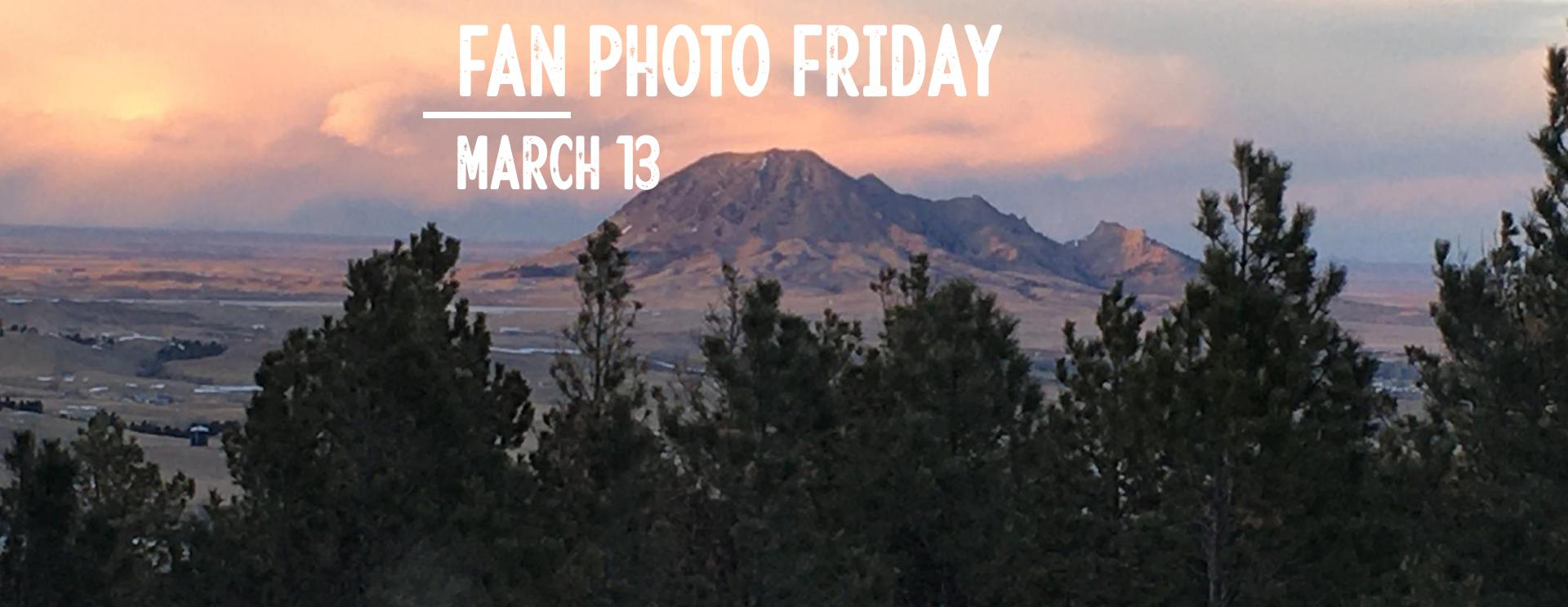 Fan Photo Friday | March 13, 2020