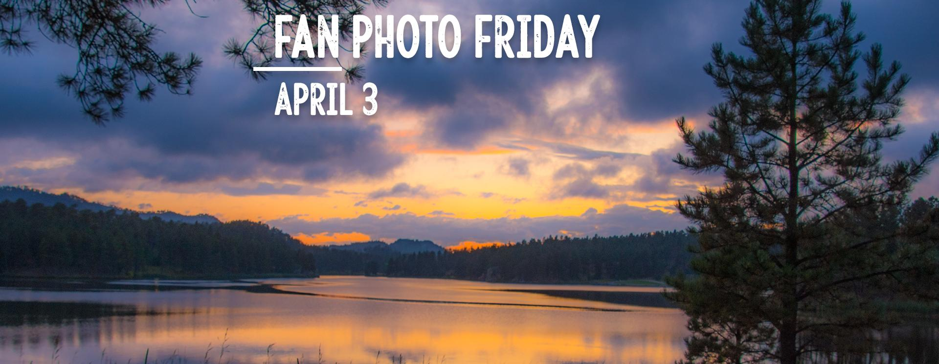 Fan Photo Friday | April 3, 2020
