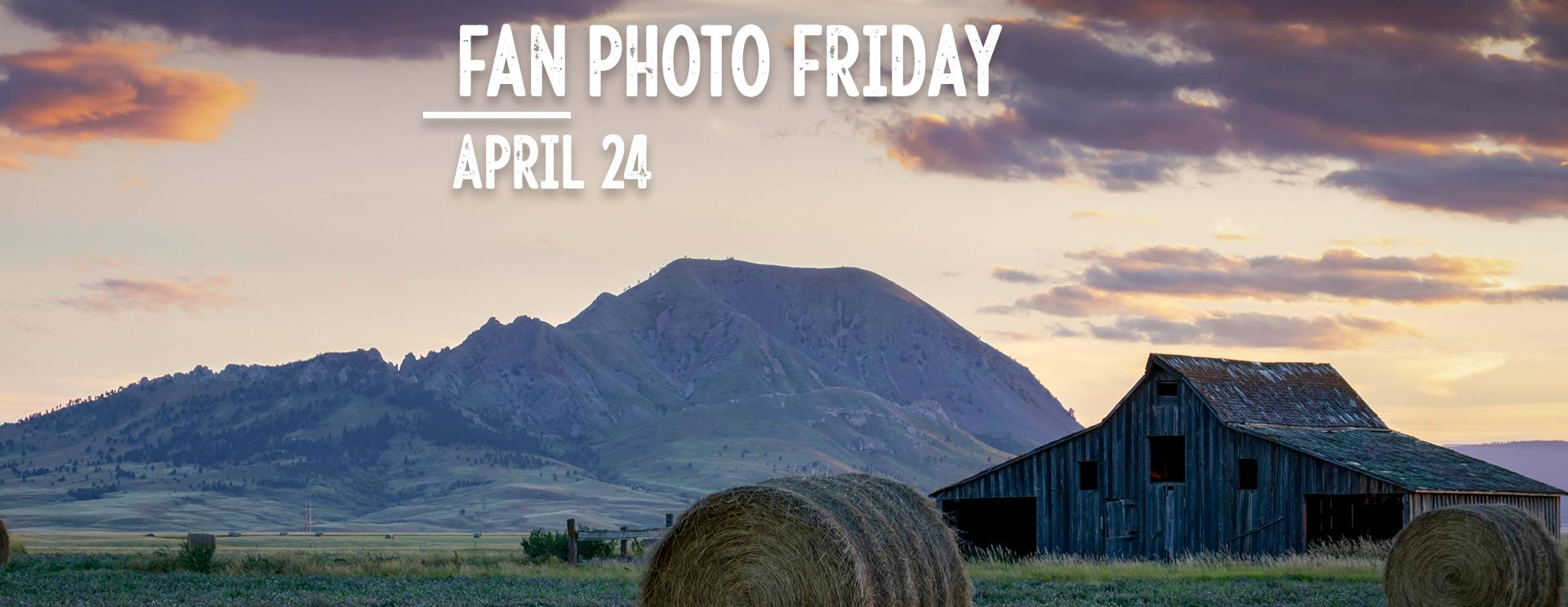 Fan Photo Friday | April 24, 2020