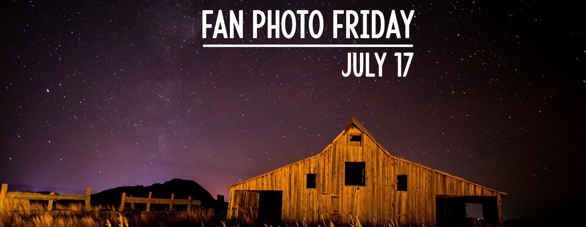 Fan Photo Friday | July 17, 2020