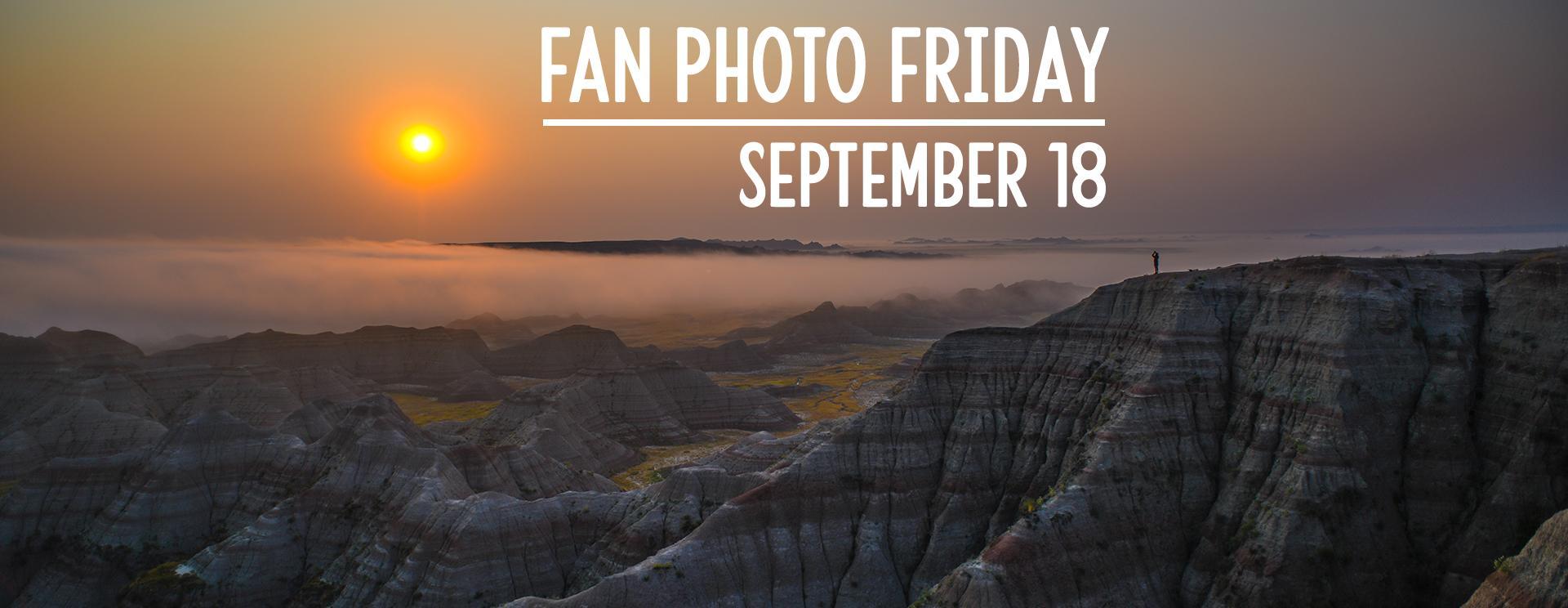 Fan Photo Friday | September 18, 2020
